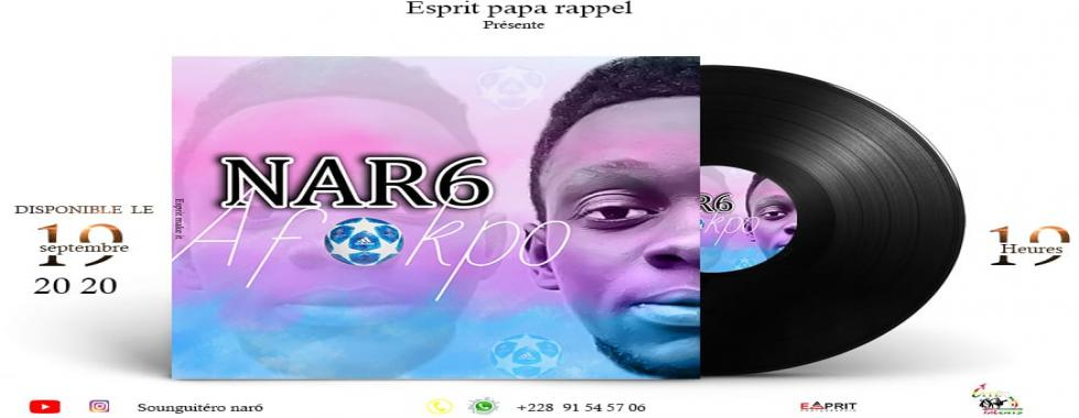 Nar6 le zangueracain reviens en puissance avec le nouveau morceau #AFOKPO