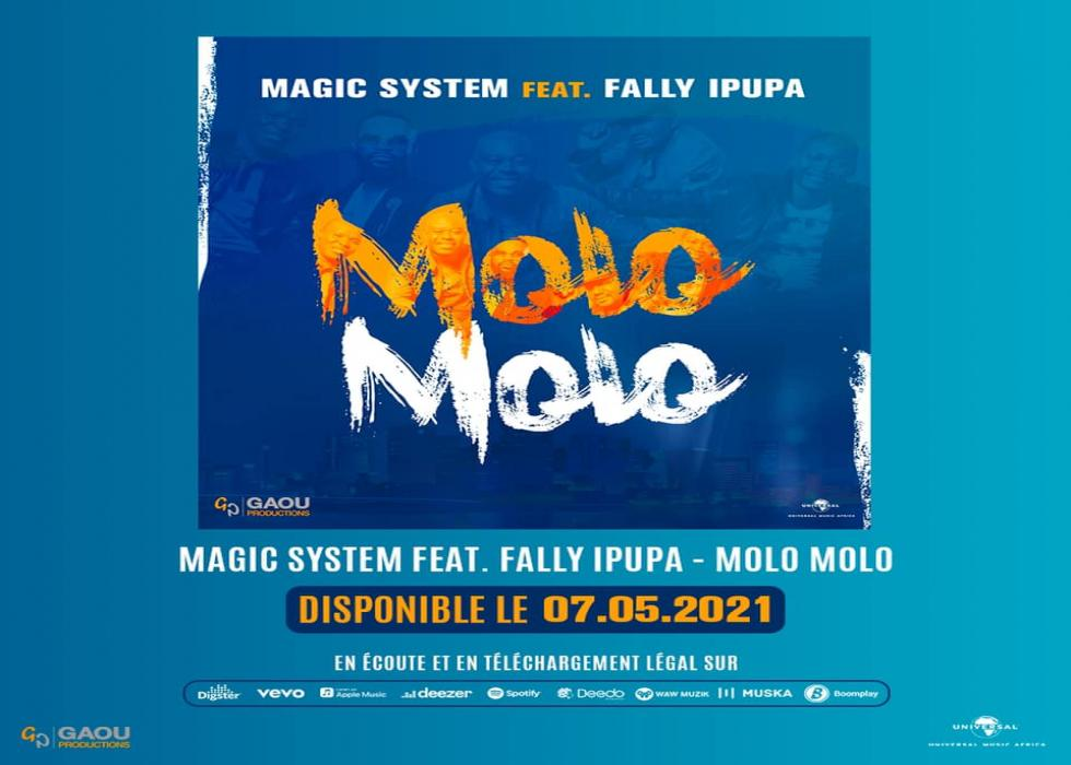 Magic System - Molo Molo (feat. Fally Ipupa)