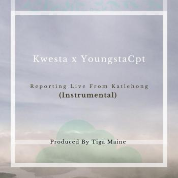 Kwesta x YoungstaCpt - Reporting Live From Katlehong (Instrumental Remake)