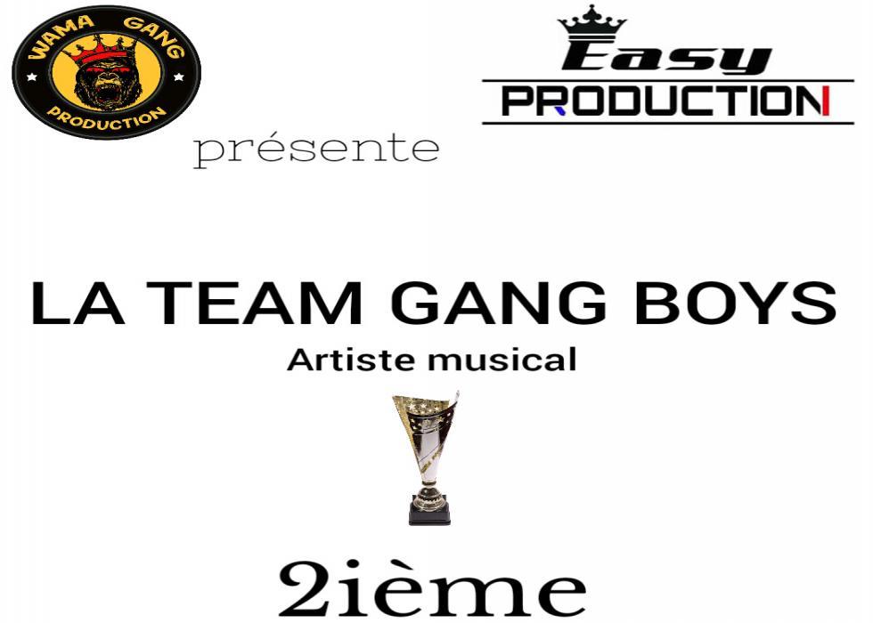 Team Gang Boys - Enculer