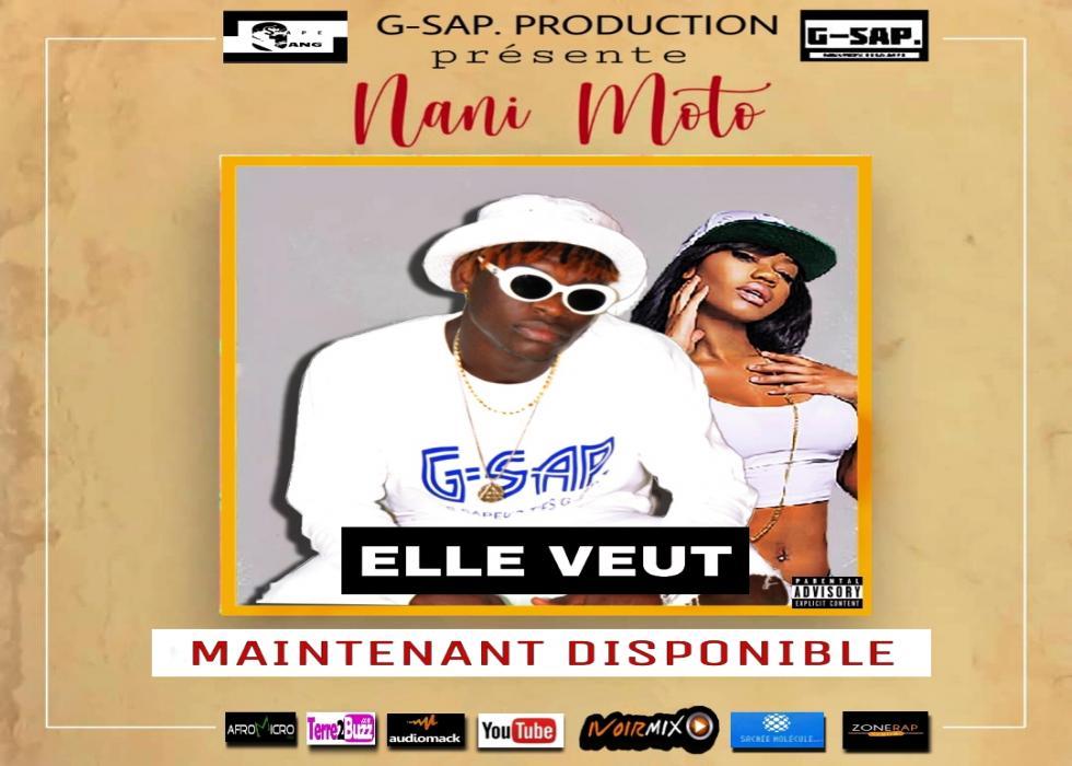 NANI MOTO - Elle Veut (Audio)