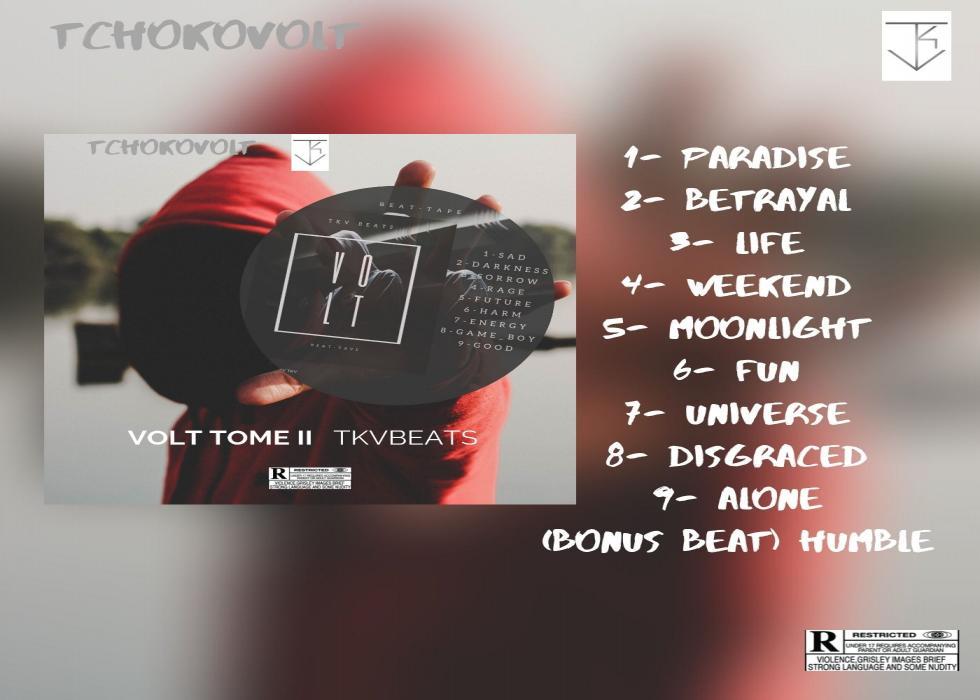 TKVBEATS - VOLT TOME II