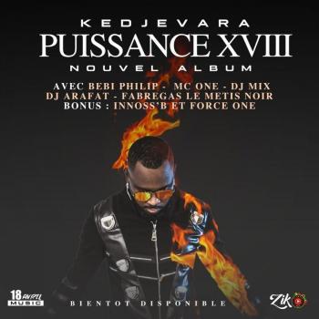 DJ Kedjevara - Puissance XVIII