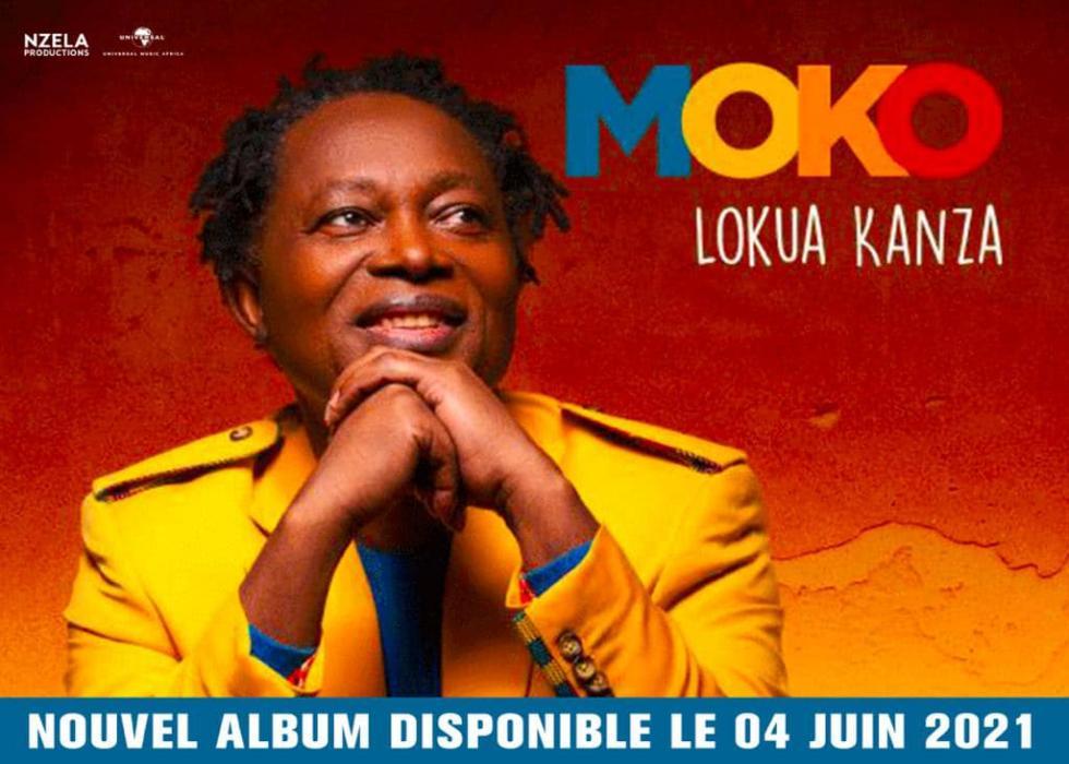 Lokua Kanza - Moko