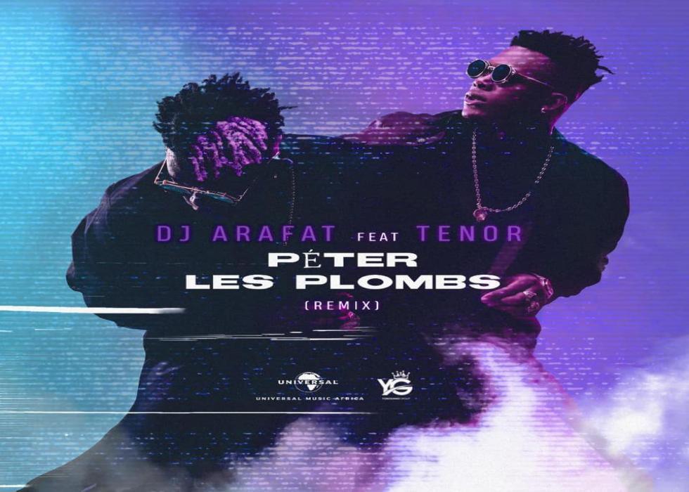 DJ Arafat - Peter les plombs (Remix) [feat. Tenor]