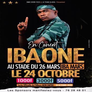 Iba One - Mon Empire