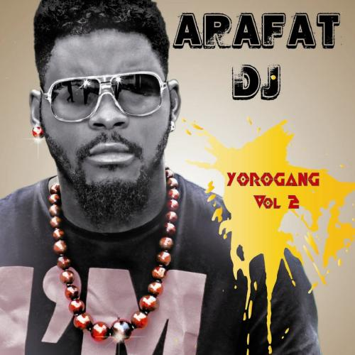 Dj Arafat Yorogang Vol. 2 album cover