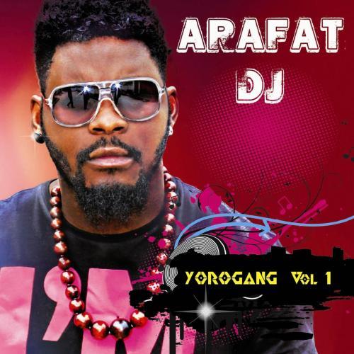 Dj Arafat Yorogang, Vol. 1 album cover