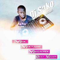 Dj Sako Disque Mix Coupé Décalé