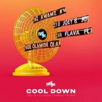 Fuse ODG Cool Down (feat. Olamide, Joey B, Kwamz, Flava) cover