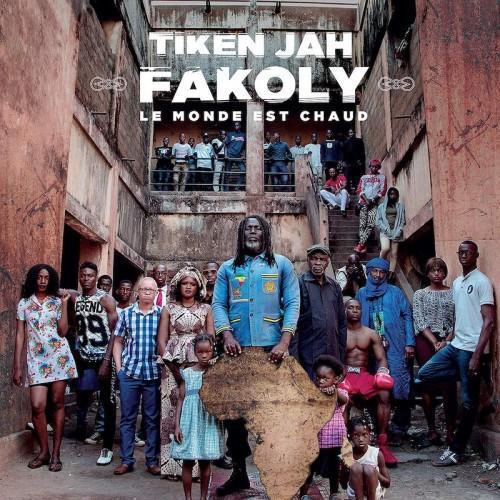 Tiken Jah Fakoly Le monde est chaud album cover