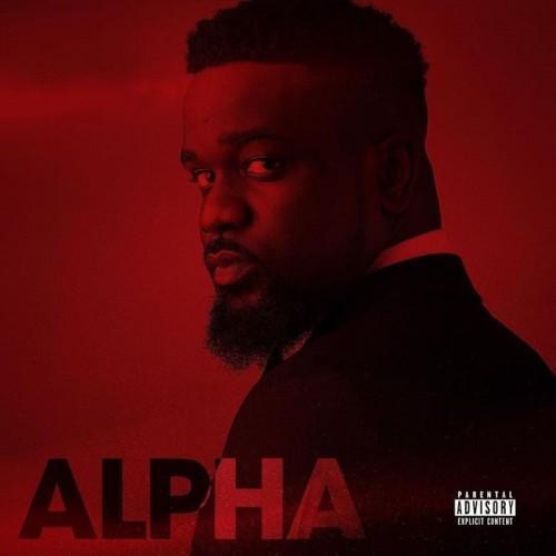 Sarkodie Alpha album cover