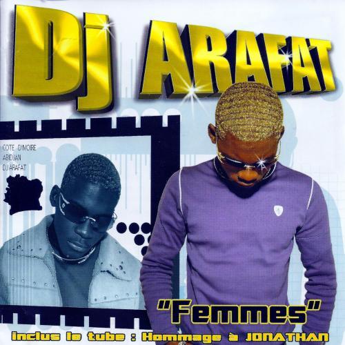 Dj Arafat Femmes album cover