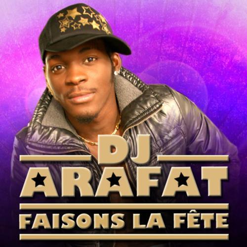Dj Arafat Faisons la fête album cover
