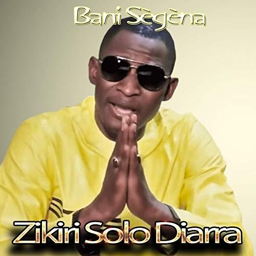 ZIKIRI SOLO Haidara album cover