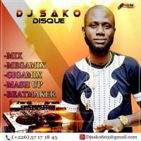 Dj Sako Disque Mix Zouglou