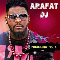 Dj Arafat Frapper Naboula cover