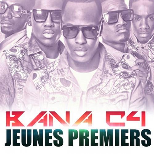 Bana C4 Jeunes premiers album cover