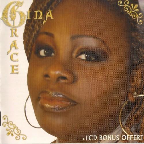 Gina Grâce Shalom3 album cover