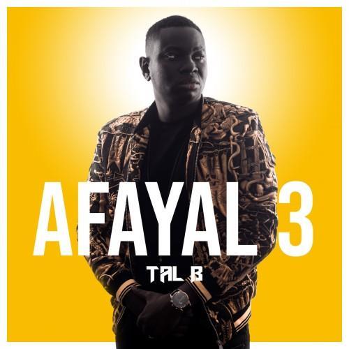 TAL B Afayal 3 album cover