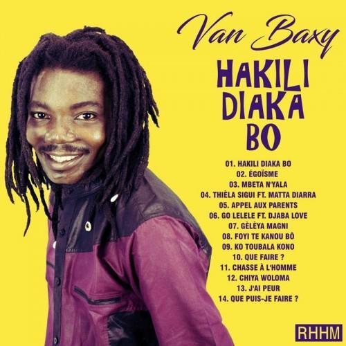 Van Baxy Hakili Diaka Bo
