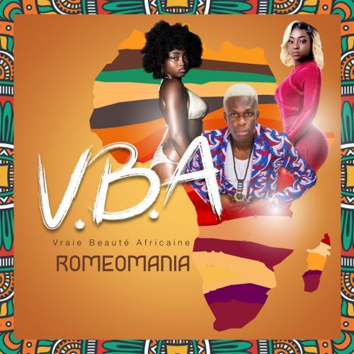 Romeomania V.B.A (Vraie beauté africaine) album cover