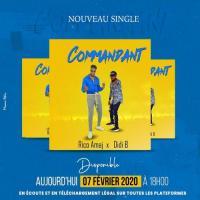 Rico Amaj - Commandant (feat. DiDi B)