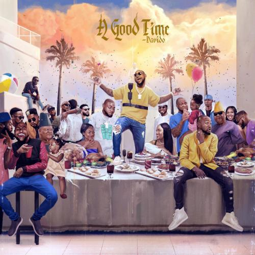 DaVido A Good Time album cover