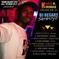 Dj Desary Slimboyz Kmer Ft Kinshasa (World Zik 2)