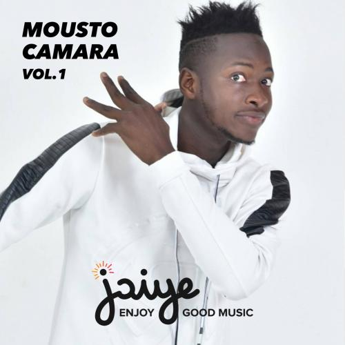 MOUSTO CAMARA Mousto Camara, Vol. 1 album cover