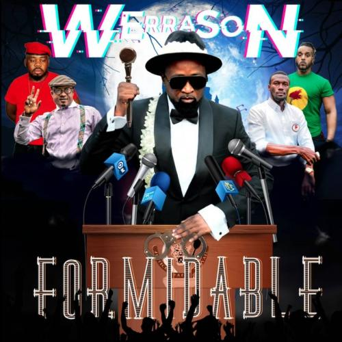 Werrason Formidable album cover