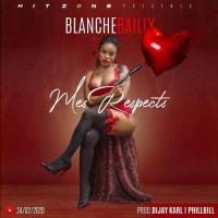 Blanche Bailly Mes Respects cover