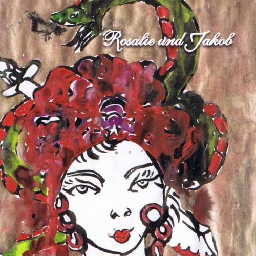 Rosalie EP album cover