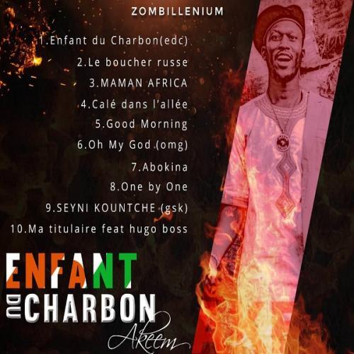 Akeem Enfant du Charbon album cover