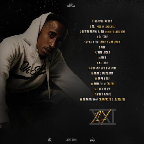 Jay JAY XXI album cover