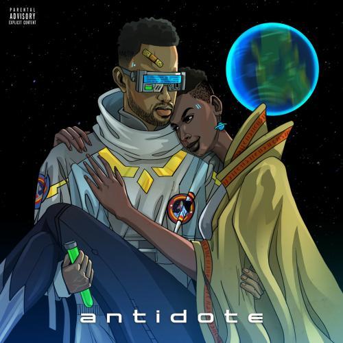 Elzo Jamdong Antidote album cover