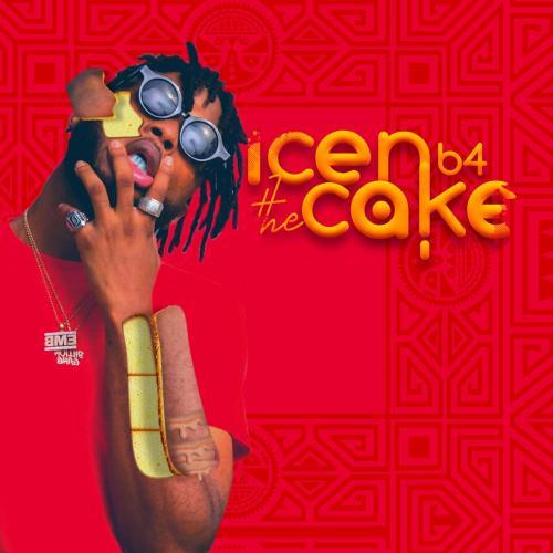 Dremo Icen B4 the Cake album cover
