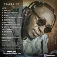 Gaspi Trap Life (feat. Zamalia) cover