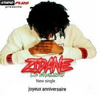 Zidane Le Charmeur Joyeux Anniversaire