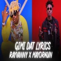 Rayvanny GimiDat (feat. Mayorkun) cover