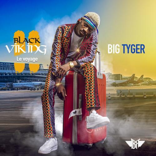 Big Tyger Black viking II album cover