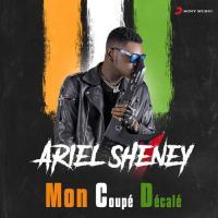Ariel Sheney Mon coupé-décalé cover