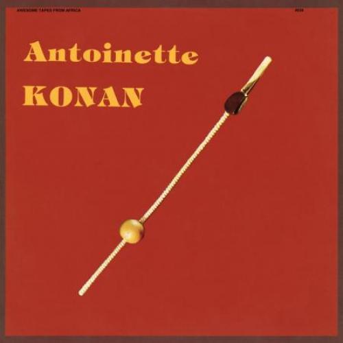 Antoinette Konan Antoinette Konan album cover