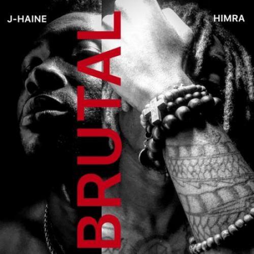 J-Haine Brutal album cover