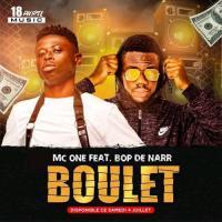 Mc One - Boulet (feat. Bop de Narr)