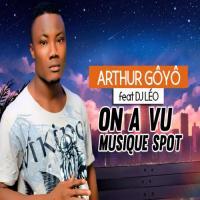 Arthur Goyo On a vu musique spot (feat. DJ Leo) cover