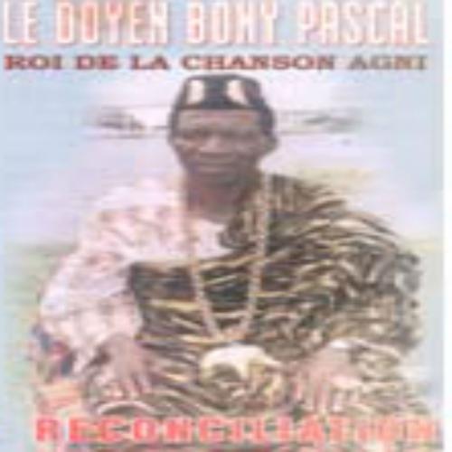 Bony Pascal Réconciliation