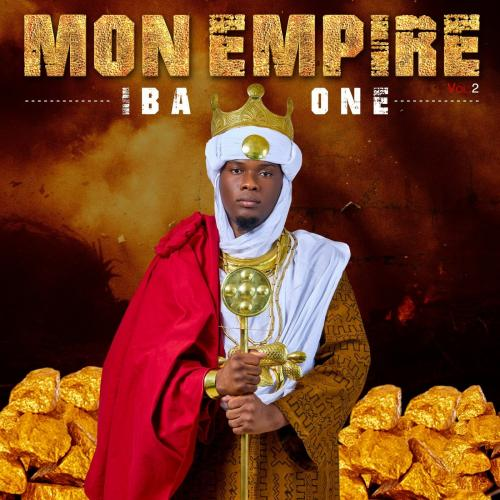 Iba one Mon empire, Vol. 2 album cover