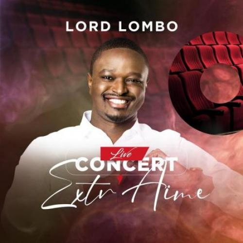 LORD LOMBO Extr'Aime concert (Live) album cover