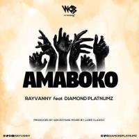 Rayvanny Amaboko (feat. Diamond Platnumz) cover